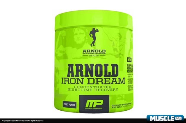 MusclePharms Arnold Schwarzenegger Series Iron Dream